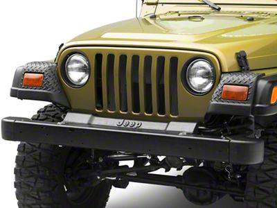 Rugged Ridge Front Fender Guards (97-06 Jeep Wrangler TJ)