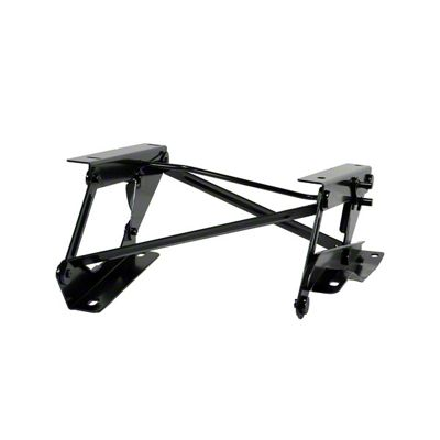 Rugged Ridge Seat Bracket - Passenger Side (87-95 Jeep Wrangler YJ)