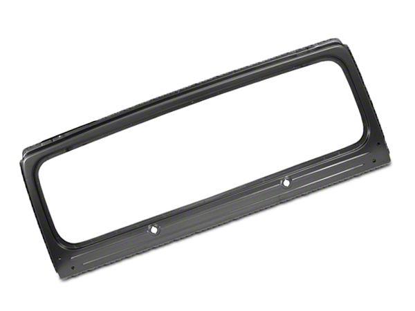 Omix-ADA Steel Windshield Frame (87-95 Jeep Wrangler YJ)