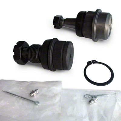 Omix-ADA Steering Ball Joint Kit Left or Right (87-06 Jeep Wrangler YJ & TJ w/ Dana 30)