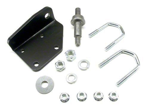 Teraflex Steering Stabilizer Mounting Kit (87-06 Jeep Wrangler YJ & TJ)