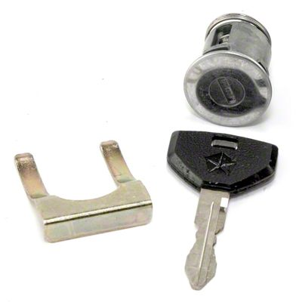 Omix-ADA Tailgate Lock Cylinder (93 Jeep Wrangler YJ)