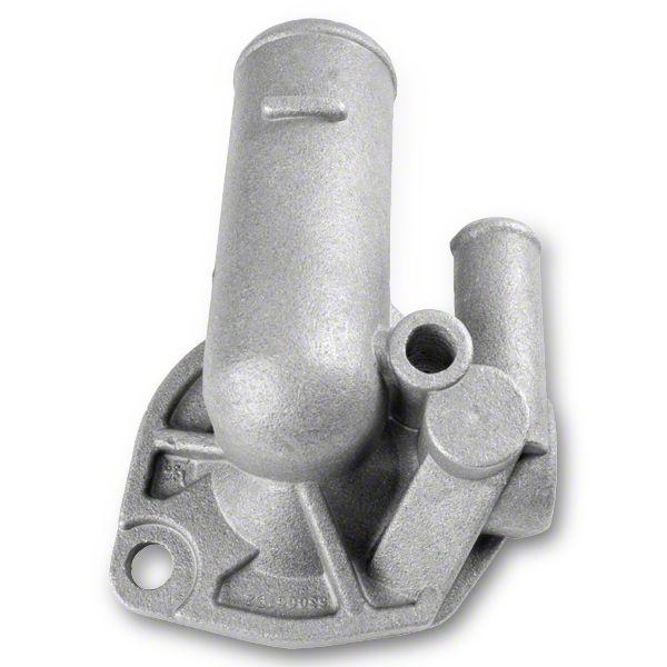 Omix-ADA Thermostat Cover w/o Gasket (91-06 2.4L, 2.5L or 4.0L Jeep Wrangler YJ & TJ)