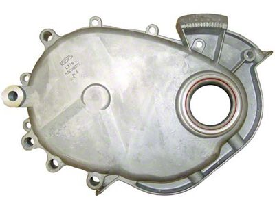 Omix-ADA Timing Cover (93-02 2.5L or 4.0L Jeep Wrangler YJ & TJ)