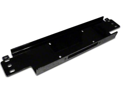 Rugged Ridge Universal Winch Mounting Plate (87-06 Jeep Wrangler YJ & TJ)
