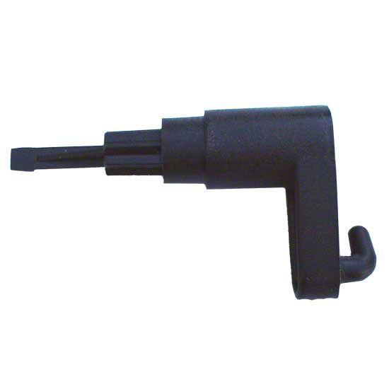 Omix-ADA Upper Defrost Door Lever (97-06 Jeep Wrangler TJ)