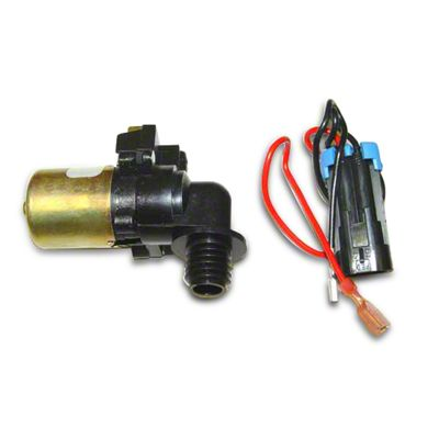 Omix-ADA Windshield Washer Pump (90-95 Jeep Wrangler YJ)