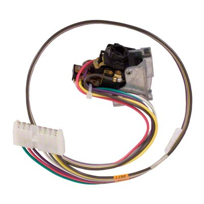 Omix-ADA Wiper Switch (87-95 Jeep Wrangler YJ w/o Tilt Column)