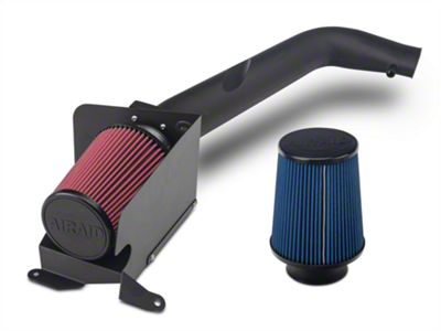 Airaid Cold Air Dam Intake w/ SynthaMax Dry Filter (03-06 2.4L Jeep Wrangler TJ)