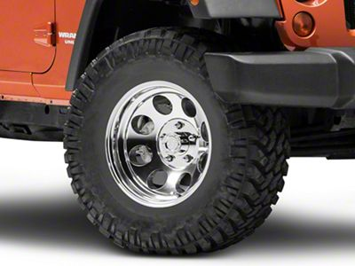 Pro Comp Series 1069 Polished Wheel - 16x8 (07-18 Jeep Wrangler JK)