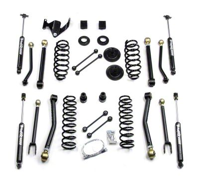 Teraflex 3 in. Lift Kit w/ Flex Arms w/ Shocks (07-18 Jeep Wrangler JK 2 Door)