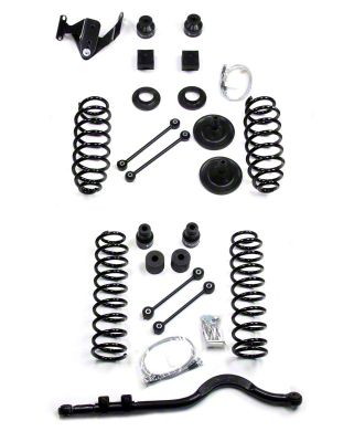 Teraflex 4 in. Lift Kit w/o Shocks (07-18 Jeep Wrangler JK 2 Door)