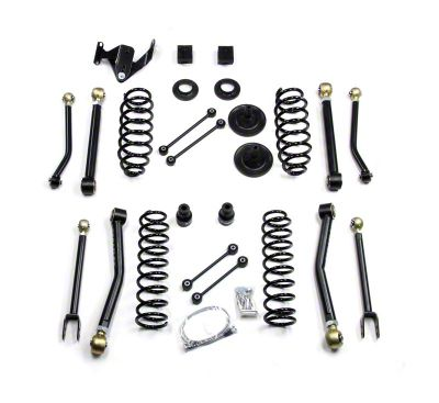 Teraflex 3 in. Lift Kit w/ Flex Arms w/o Shocks (07-18 Jeep Wrangler JK 2 Door)