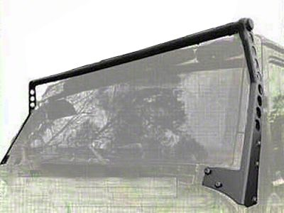 Smittybilt XRC Light Bar - Textured Black (97-06 Jeep Wrangler TJ)