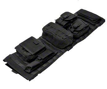 Smittybilt GEAR Overhead Console - Black (97-06 Jeep Wrangler TJ)