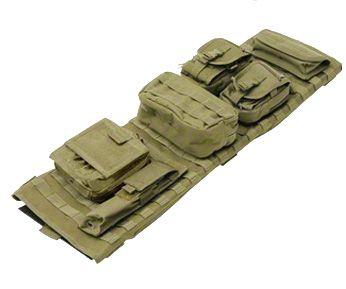 Smittybilt GEAR Overhead Console - O.D. Green (97-06 Jeep Wrangler TJ)
