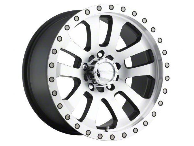 Pro Comp Alloys Series 3036 Polished Wheel - 17x9 (07-18 Jeep Wrangler JK; 2018 Jeep Wrangler JL)