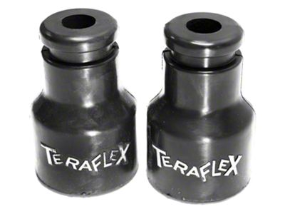 Teraflex 2.75 in. Front Bumpstop Kit - Pair (07-18 Jeep Wrangler JK)