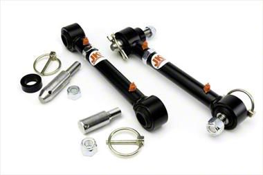 JKS Front Swaybar Quicker Disconnect System for 0-2 in. Lift (07-18 Jeep Wrangler JK)