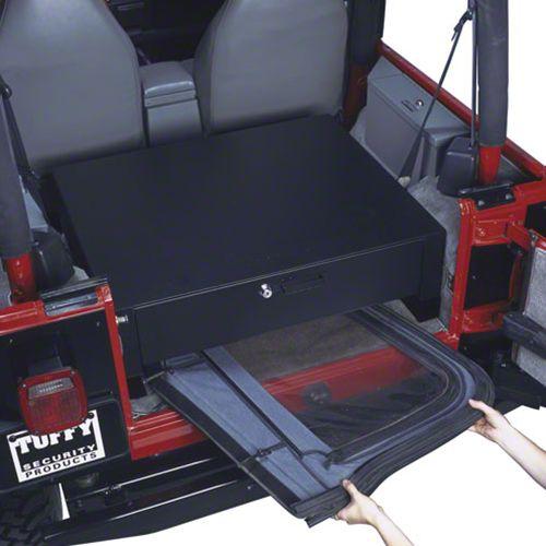 Tuffy 3 in. Riser Brackets (87-19 Jeep Wrangler YJ, TJ, JK & JL)