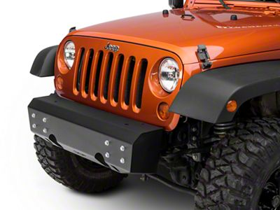 Off Camber Fabrications by MBRP Stubby Front Non-Winch Bumper (07-18 Jeep Wrangler JK)