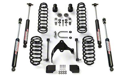 Teraflex 2.5 in. Lift Kit w/ Shocks (07-18 Jeep Wrangler JK 4 Door)