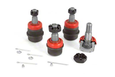 Alloy USA Heavy Duty Ball Joint Kit (07-18 Jeep Wrangler JK)
