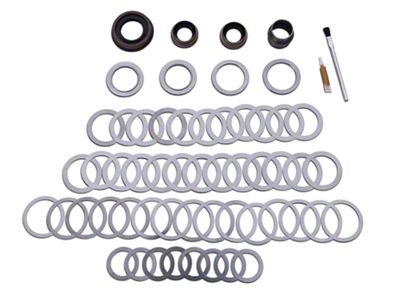 Yukon Gear Front Dana 30 Minor Install Kit (07-18 Jeep Wrangler JK, Excluding Rubicon)
