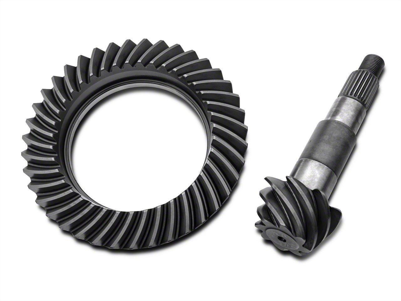 Yukon Gear Dana 44 Rear Ring Gear and Pinion Kit - 4.88 Gears (07-18 Jeep Wrangler JK)