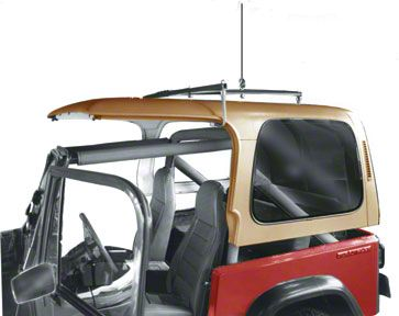 Lange Manual Hoist-a-Top (87-06 Jeep Wrangler YJ & TJ)