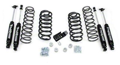 Teraflex 2 in. Lift Kit w/ 9550 VSS Shocks (97-06 Jeep Wrangler TJ)