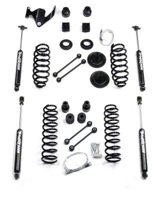 Teraflex 3 in. Lift Kit w/ Shocks (07-18 Jeep Wrangler JK 2 Door)