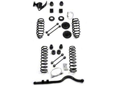 Teraflex 4 in. Lift Kit w/ Shocks (07-18 Jeep Wrangler JK 2 Door)