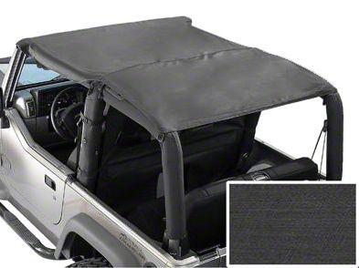 Rugged Ridge Roll Bar Top - Gray (87-91 Jeep Wrangler YJ)