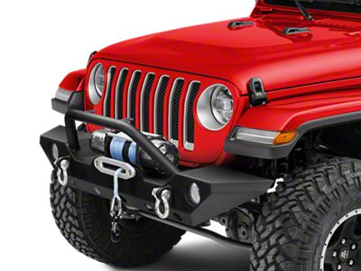 Barricade Trail Force HD Front Bumper (18-19 Jeep Wrangler JL)