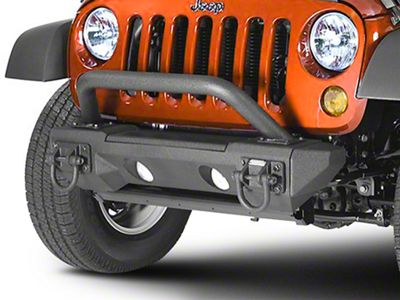 Rugged Ridge All-Terrain Over-Rider Hoop (07-18 Jeep Wrangler JK)