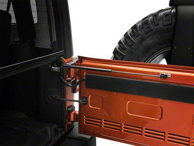 Rugged Ridge Tailgate Assist Kit (07-10 Jeep Wrangler JK)