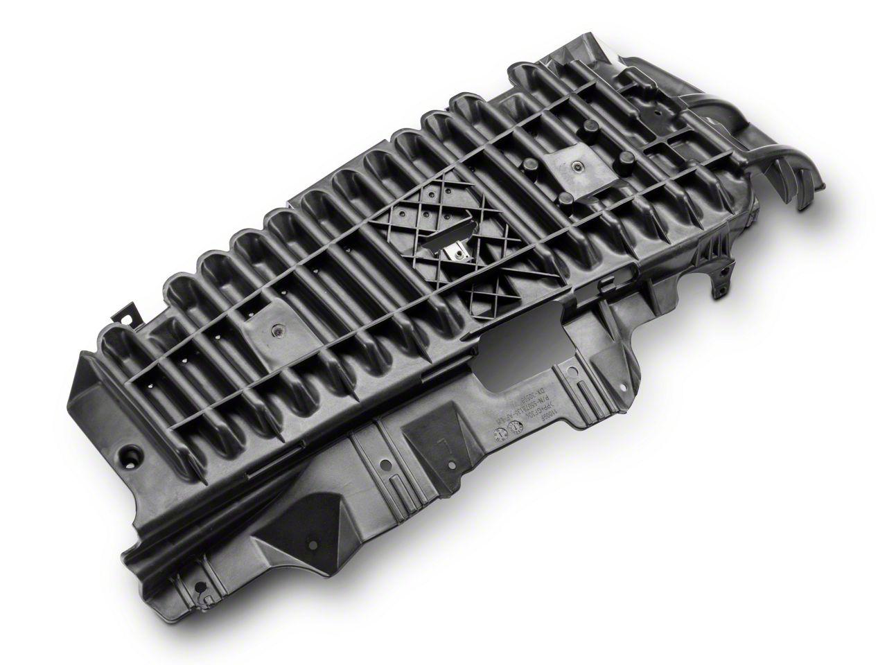 Rugged Ridge Left Fender Flare Support Bracket (07-18 Jeep Wrangler JK)