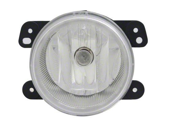 Omix-ADA Fog Light Assembly (10-18 Jeep Wrangler JK)
