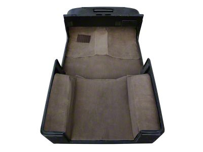 Rugged Ridge Deluxe Carpet Kit w/ Adhesive - Honey (87-95 Jeep Wrangler YJ)
