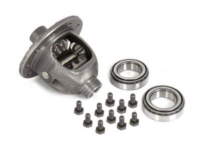 Omix-ADA Front Differential Case w/ Internal Parts (07-18 Jeep Wrangler JK)