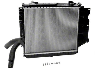 Omix-ADA Replacement Radiator (97-06 Jeep Wrangler TJ)