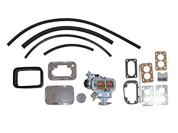 Omix-ADA EMPI Carburetor - 300CFM (87-90 4.2L Jeep Wrangler YJ)