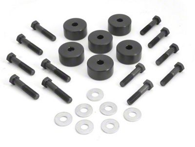 Rugged Ridge Transfer Case Lowering Kit (87-06 Jeep Wrangler YJ & TJ)