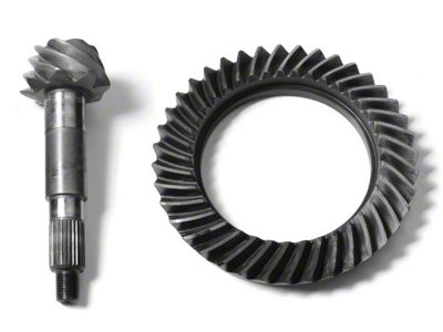 Alloy USA Dana 44 Rear Ring Gear and Pinion Kit - 5.38 Gears (03-06 Jeep Wrangler TJ)