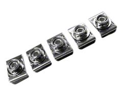 Omix-ADA 5-Piece Soft Top Snap Kit (87-95 Jeep Wrangler YJ)