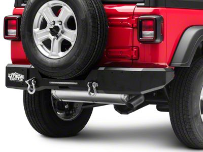 ICI Magnum RT Series Rear Bumper (2018 Jeep Wrangler JL)