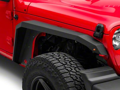 Iron Cross Fender Flares (18-19 Jeep Wrangler JL)