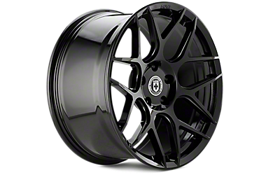 Liquid Black HRE Flowform FF01 Wheels 2005-2009
