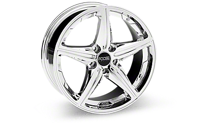Chrome Foose Speed Wheels 2005-2009
